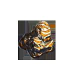 Tigroid nugget