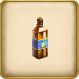 Cod liver oil framed