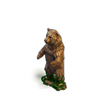 File:Statue of a bear.png