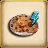 Cookies 10 energy framed