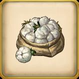 Cotton Crops framed