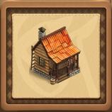 Cottage framed