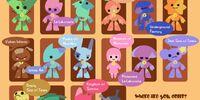 Momett Dolls