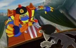 Master Safety Bot