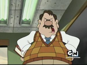 Mr. Frybingle