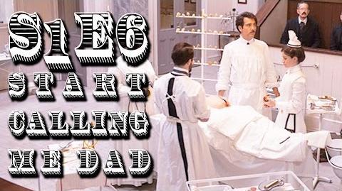 Start Calling Me Dad