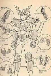 Armorasterion