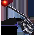 Coll gambling lever