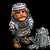 Prisoner dwarf male