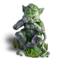 Monkey statue mouth mossy.png