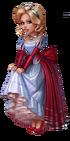 Char ladyblond