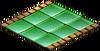 Path glass green str 1