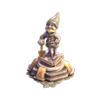 Chess piece white dwarf