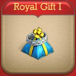 Royal gift m1 bg