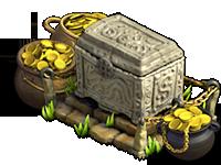 Bandits' treasure neverland 1