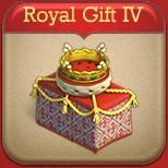 Royal gift m4 bg