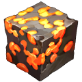 Meteorite block