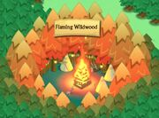 Flaming Wildwood