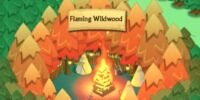 Flaming Wildwood