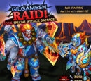 Gilgamesh Raid