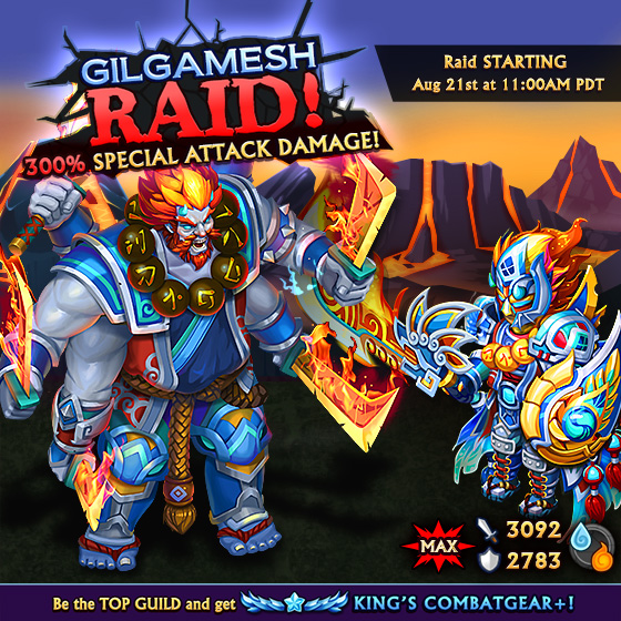 Gilgamesh Raid-PIC