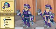 Armor of Notus Level 1