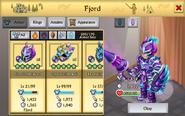 Chaotic Hellguard 1st Evo Male