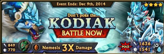 Kodiak Banner