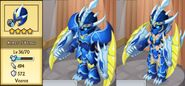 Armor of Boreas Evolution 2