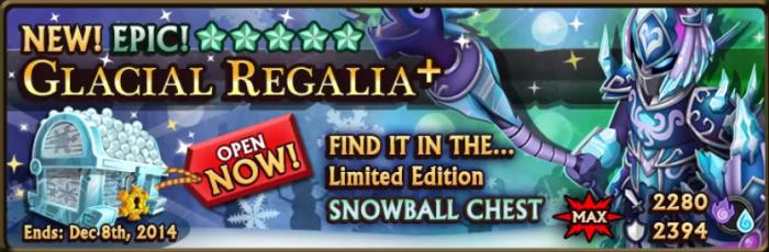 Snowball Chest