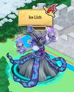 Ice Lich on World Map