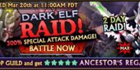 Dark Elf Raid