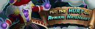 Admiral Hateheart Banner