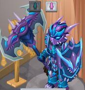 Armor of Eurus Level 35