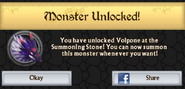 Volpone Summoning Stone Unlock
