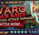 Warg Raid