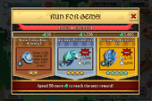 Rewards for Run For Gems