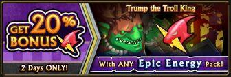 Troll King's Epic Energy Sale