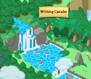 Writhing Cascades