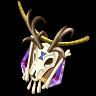 Cervos Boneguard-Spirited Scimtar (Amulet)