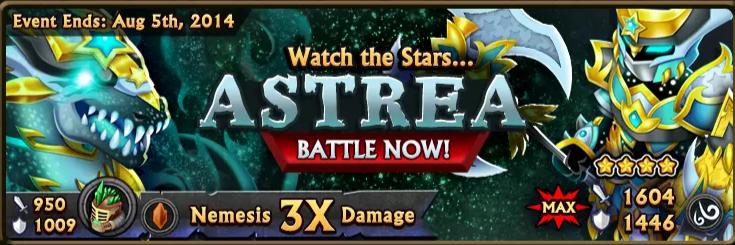 Astrea Banner