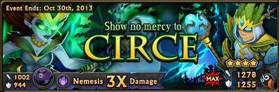 Circe's Banner