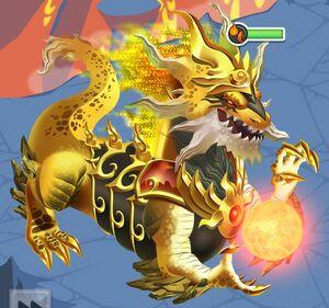 Titan Dragon