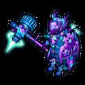 Violet Titan-M-EVO2
