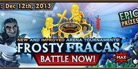 Frosty Fracas