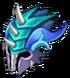 Wraithscale Armor-Head