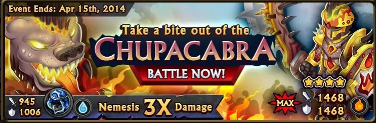 Banner Chupacabra