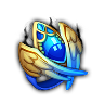 Sinister Platemail-Aquatic Wings (Ring)