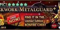 Bonfire Chest