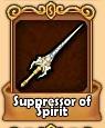 Supressor of Spirit